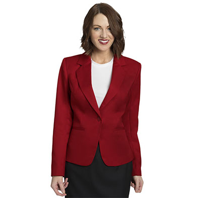 Womens Easyware Juliet Cropped Blazer